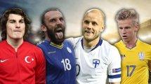 Euro 2020 : les équipes surprises des éliminatoires