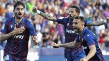 Liga : le FC Barcelone se fait cueillir à froid par Levante !