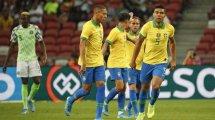 Brésil - Nigeria : les notes du match