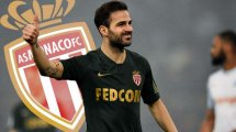 Les premiers pas de Cesc Fabregas à l'AS Monaco