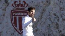 Cesc Fabregas explique le choix AS Monaco