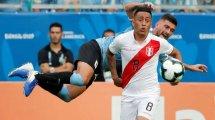 Copa America : le Pérou crée la surprise et élimine l'Uruguay
