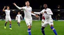Premier League : Christian Pulisic et Chelsea poursuivent leur belle série en battant Burnley !