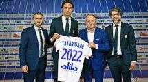 Ciprian Tatarusanu veut déjà quitter l'OL !