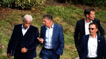 Bernard Caïazzo remet Jean-Michel Aulas à sa place