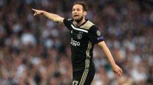Ajax : grosse frayeur après l'effondrement de Daley Blind