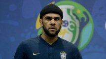 Les cadors de Premier League s'arrachent Dani Alves