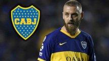 Daniele De Rossi a-t-il réussi son pari à Boca Juniors ?