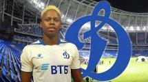 Dinamo Moscou : des nouvelles de Clinton Njie