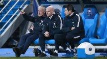 Equipe de France : Didier Deschamps a secoué ses Bleus...