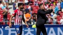 Atlético : la mise au point de Diego Simeone sur l'épineux cas Diego Costa