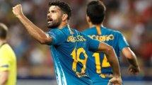 Le PSG surveille la situation de Diego Costa