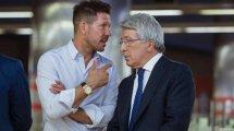 Le scénario qui fait trembler l'Atlético de Madrid
