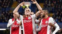 Mercato : l'Ajax se prépare à une terrible saignée estivale