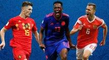 Les joueurs qui se sont revalorisés pendant la Coupe du Monde 2018