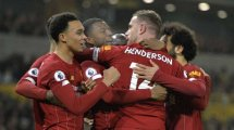 Premier League : Liverpool vient à bout de Wolverhampton et poursuit sa route vers le titre