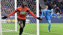 Info FM, Rennes : ça commence à s'agiter pour Mbaye Niang