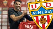 Enzo Zidane donne les raisons du choix UD Almeria