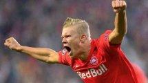 Manchester United va passer à l'action pour Erling Braut Håland