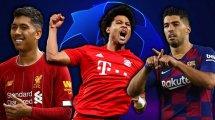 Ligue des Champions : l'équipe type de la 2e journée