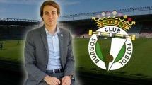 Franco Caselli est devenu à 24 ans le président le plus jeune de l'histoire du football espagnol