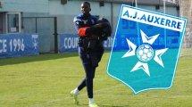 Info FM : à la découverte de Fraty Miezi, jeune talent de l'AJ Auxerre prêt à prendre son envol