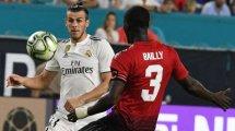 Manchester United abandonne le dossier Gareth Bale et mise tout sur Jadon Sancho