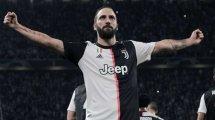Juventus : le pari gagné de Gonzalo Higuain