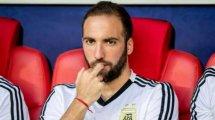 Juventus : Gonzalo Higuain se voit offrir une deuxième chance en Premier League
