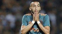 L'Ajax ouvre enfin la porte à un départ d'Hakim Ziyech
