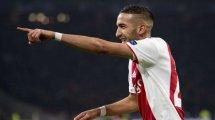 Ajax Amsterdam : jusqu'à quand va devoir patienter Hakim Ziyech ?