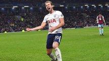 La guerre est lancée entre Tottenham et Manchester United pour Harry Kane !