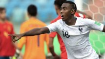 Coupe du Monde U17 : on n'arrête plus les joyaux Adil Aouchiche et Isaac Lihadji