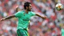Real Madrid : Isco à la croisée des chemins