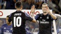 Le Real Madrid fixe le prix de ses joueurs indésirables