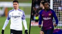 Mercato : le Barça veut tenter un ambitieux échange avec Manchester City