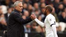 Tottenham : l'émouvante déclaration d'amour de José Mourinho à Lucas
