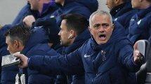 Tottenham : José Mourinho cartonne encore Tanguy Ndombélé