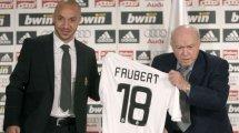 Julien Faubert raconte son incroyable transfert au Real Madrid