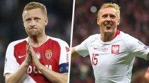 AS Monaco- Pologne : les deux visages de Kamil Glik
