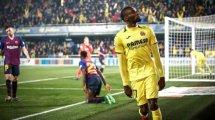 L'OL et Villarreal sont tombés d'accord pour le transfert de Karl Toko Ekambi
