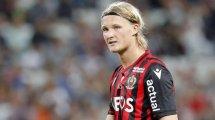 Nice : Kasper Dolberg juge la Ligue 1