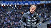 Le Hertha Berlin, agitateur surprise du mercato