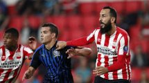PSV : Kostas Mitroglou régale pour ses débuts