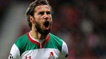 Grzegorz Krychowiak retrouve la lumière au Lokomotiv Moscou
