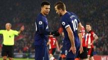 Tottenham : Harry Kane opéré et absent jusqu'en avril !