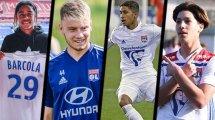 Coupe Gambardella : ces cinq pépites qui font le bonheur de l'Olympique Lyonnais