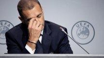 L'UEFA abandonne les poursuites contre le Barça, la Juventus et le Real Madrid