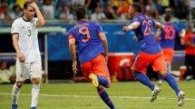 Copa America : l'Argentine loupe son entrée en lice contre la Colombie
