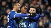 Ligue 1 : Monaco bat Dijon, Strasbourg surclasse Nîmes